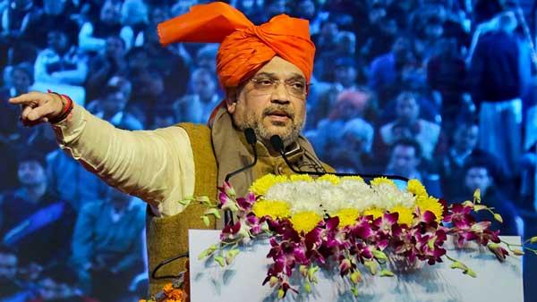 Delhi elections: Confident that BJP would form govt says Amit Shah
