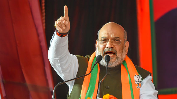 Exposed: Amit Shah tweets video to attack Arvind Kejriwal over schools