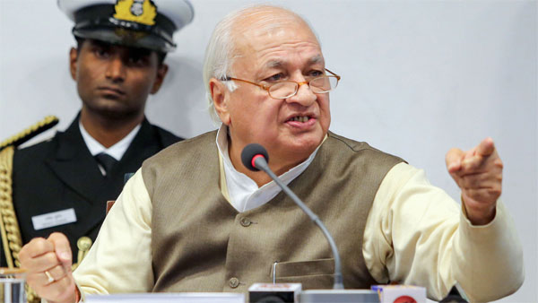 Governor of Kerala Arif Mohammad Khan