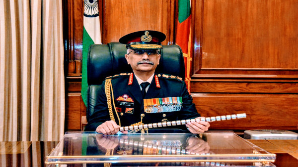 Army Chief Manoj Mukund Naravane wants Pak to make peace with scrapping of Article 370 in J&K