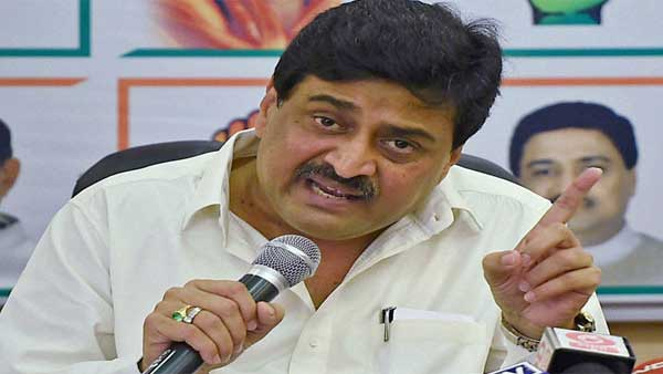 Sonia had sought written undertaking from Uddhav: Ashok Chavan
