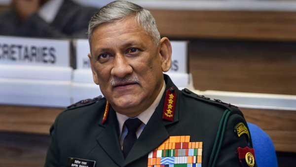 Need to confront ideology of radicalisation: Gen. Bipin Rawat