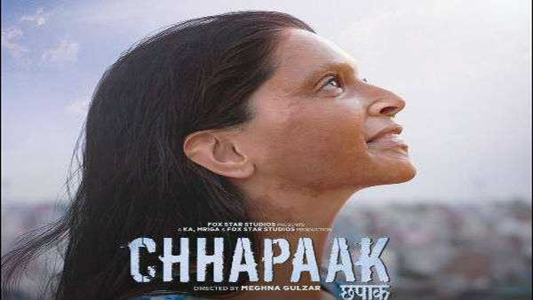 Deepika Padukone-starrer Chhapaak tax free in MP