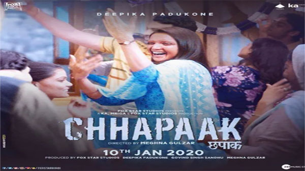 Chhapaak: Deepika Padukone's movie cleared for release as Bombay HC refuses any relief to plaintiff