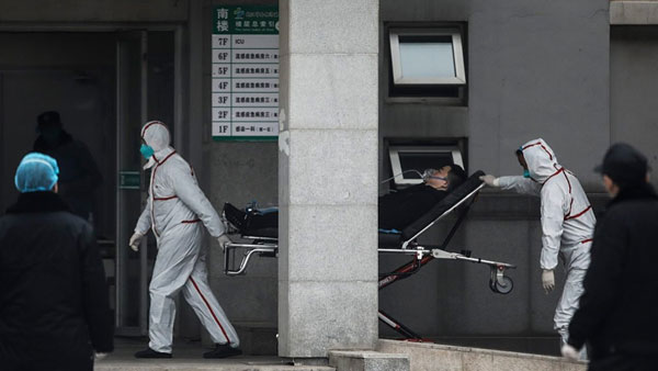 Coronavirus death toll rises to 41 in China, more than 1,300 infected worldwide