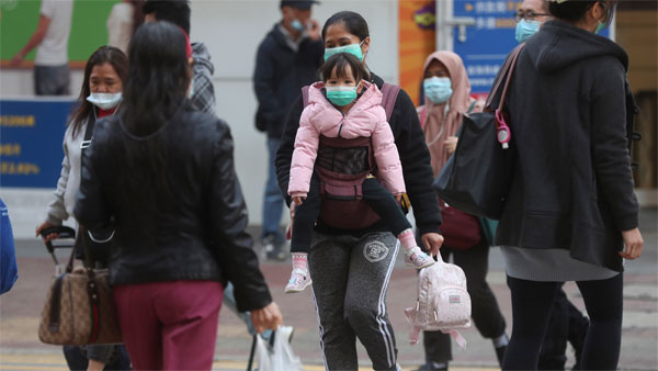 Other countries should avoid overreaction over coronavirus, says China