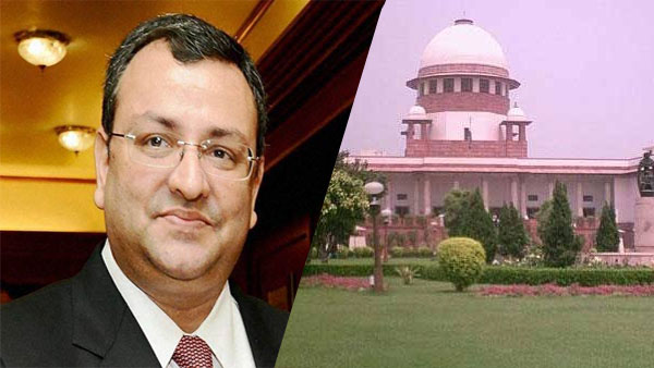 SC stays order reinstating Cyrus Mistry as Tata chairman