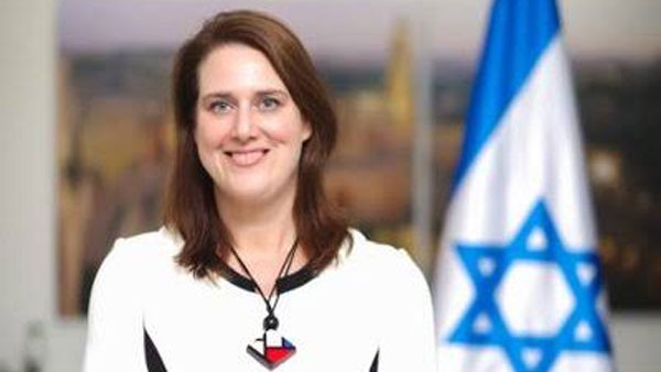 Consul General of Israel to South India Dana Kursh