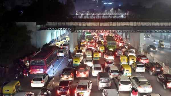Full dress rehearsal of Republic Day parade 2020, traffic snarls in parts of Delhi