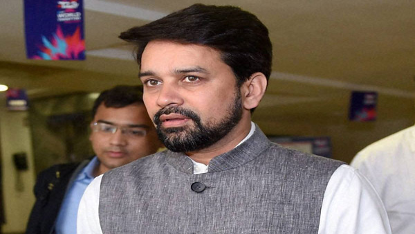 Anurag Thakur gets EC notice over 'Goli Maaro' slogan at election rally