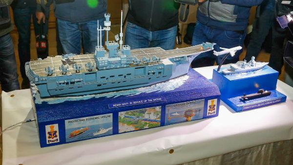 Republic Day 2020: Indian Navy's tableau to showcase Vikrant, Kalvari, Op Varsha Rahat