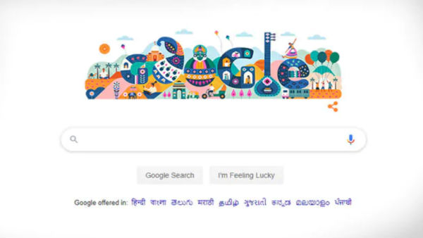 Google celebrates Indias 71st Republic Day With Unity In Diversity Doodle