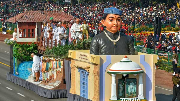 Republic Day parade 2020: PM Modis younger brother as part of Gujarat tableau team