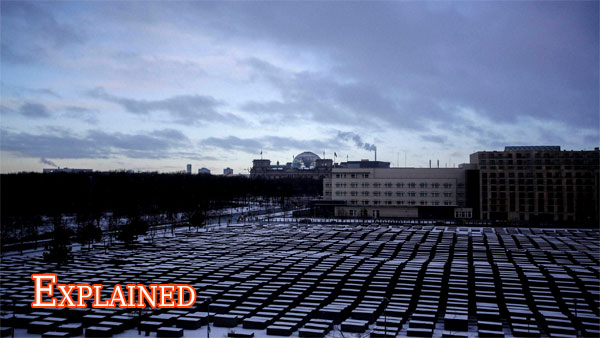 Explained: what is the Holocaust Memorial Day