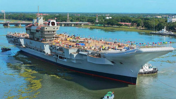Indias first indigenous aircraft carrier Vikrant likely to be commissioned by early 2021