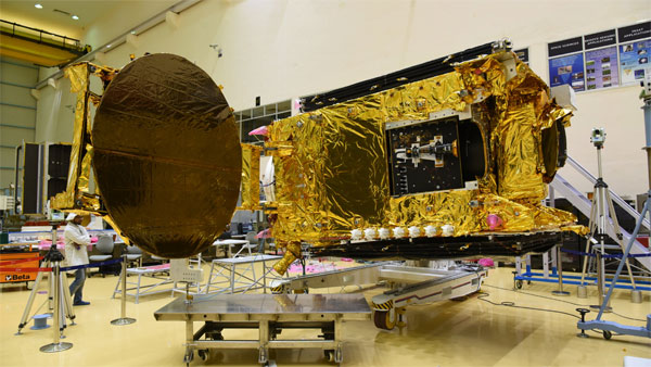 ISRO to launch communication satellite GSAT-30 from Arianespace on Jan 17