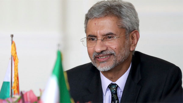 Jaishankar discusses cooperation on COVID-19 with EU, China