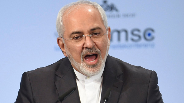 US bears responsibility for all consequences of rogue adventurism, says Iran FM on death of Qasem