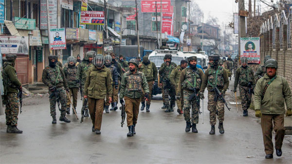 MHA takes control over police postings in Jammu and Kashmir