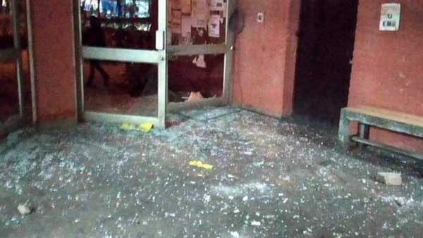 Wardens of JNUs Sabarmati hostel resign after the campus violence