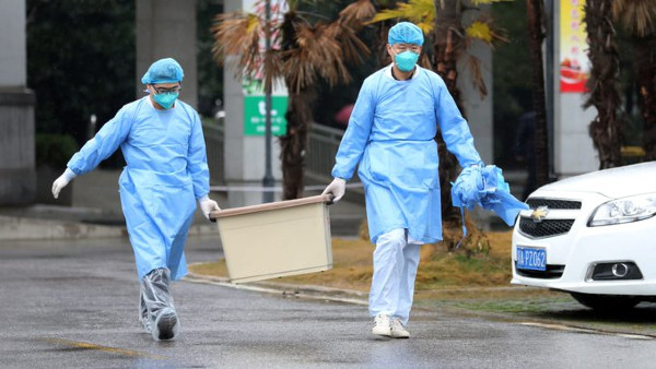 Death toll rises to 17 in China's coronavirus outbreak