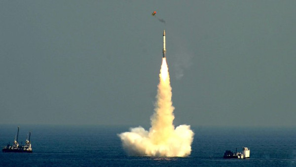 India successfully test-fire K-4 ballistic missile from INS Arihant