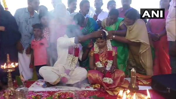 Hindu couple ties the nuptial knot at Kerala Mosque