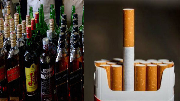 Budget 2020: Modi govt plans to restrict purchase of Duty-free liquor to one bottle, cigarettes