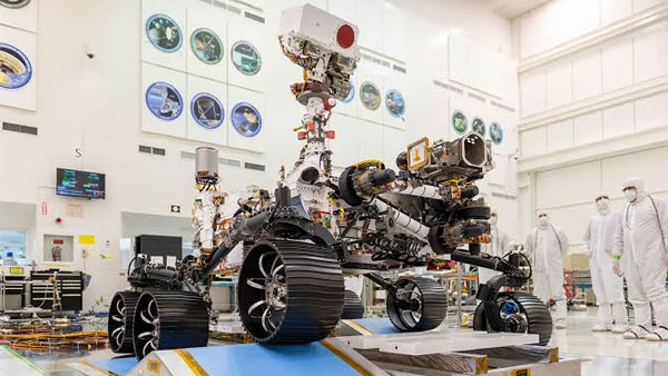 Mars 2020 rover: 9 finalists selected. Now its time to vote for your favorite one
