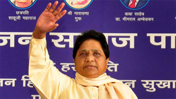 MP bypolls: Mayawati attacks Congress for Kamal Nath's 'item' remark