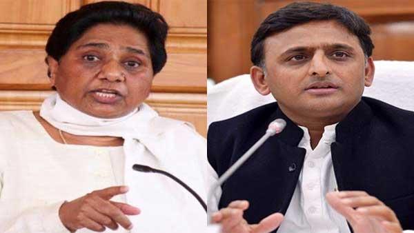 Akhilesh, Mayawati condemn JNU campus violence, slam Centre