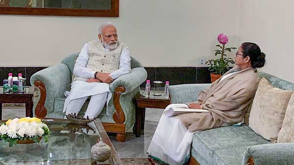 Mamata meeting Modi desperate attempt to split anti-TMC votes in Bengal