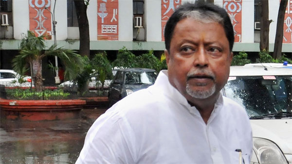 West Bengal BJP leader Mukul Roy