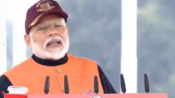 All religions to benefit from CAA, says PM Modi at NCC rally