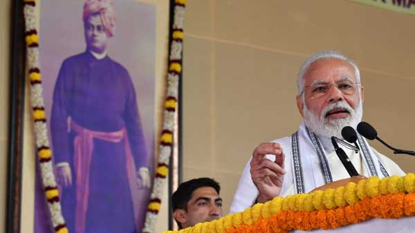Youth being misguided, CAA is not to revoke anyone's citizenship, says PM Modi in Kolkata
