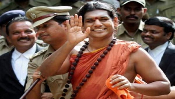 Interpol issues blue notice against controversial godman Nithyananda