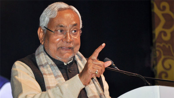 File photo of Nitish Kumar