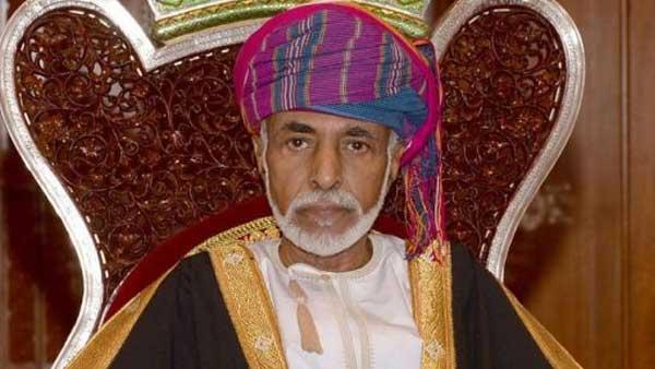 The sultan who shielded Oman from the region's turmoil