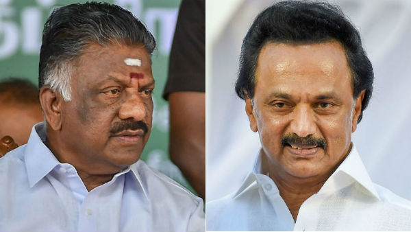 Security cover for TN Deputy CM Panneerselvam, DMK Chief MK Stalin withdrawn