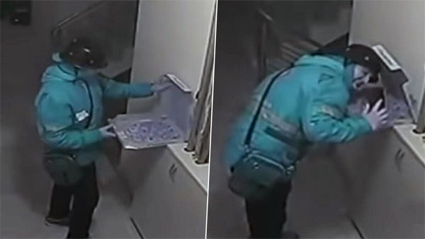 Pizza delivery boy gets 18 years in jail for spitting on food before delivery in Turkey