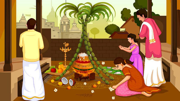 Pongal, date, time and it's significance