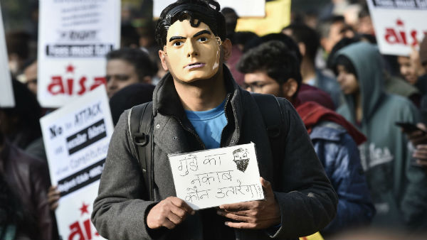 India Today sting names two alleged ABVP activists as JNU attackers; Party distances itself