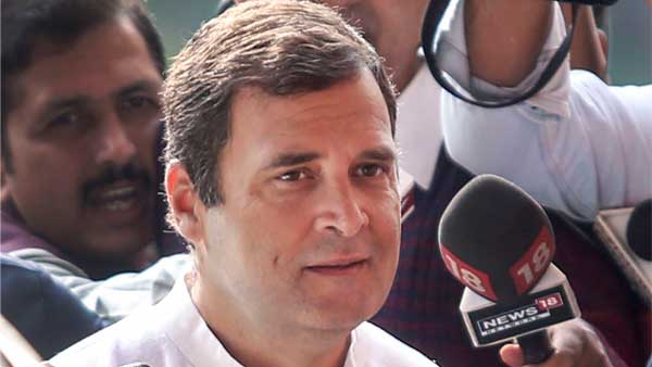 BJP's anti-people, anti-labour policies created catastrophic unemployment: Rahul supported Bandh