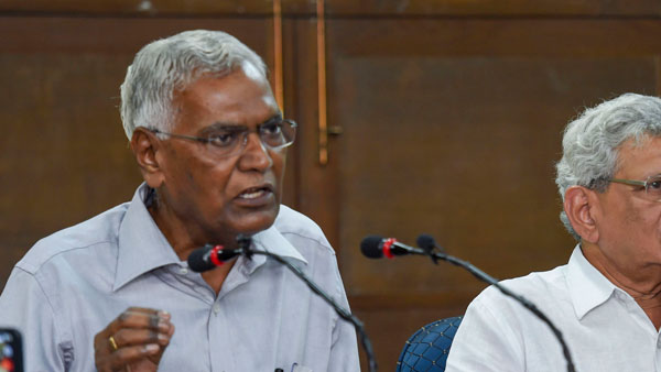 Jamia firing direct result of remarks made by BJP leaders: D Raja slams Anurag Thakur