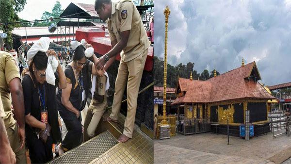 The right to pray: SC to begin hearing Sabarimala review pleas today