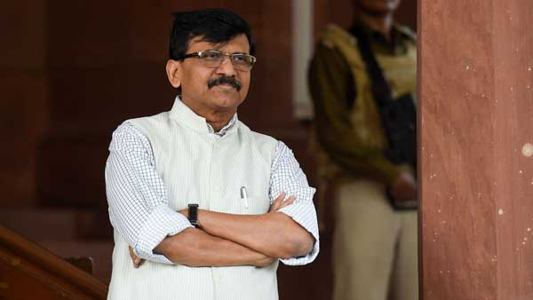 Sanjay Raut called Ahmedabad mini Pakistan, must apologise: Gujarat BJP