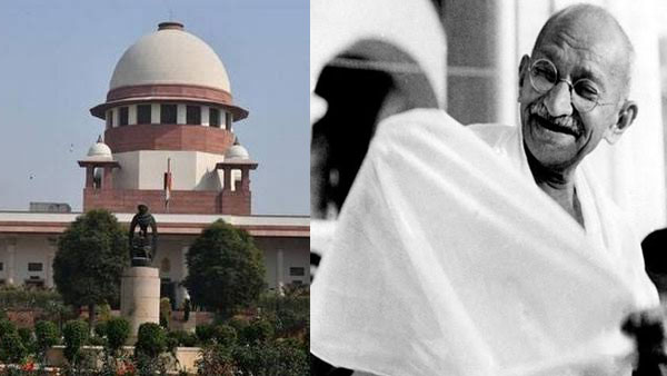 He is much higher than that: SC on petition seeking Bharat Ratna for Mahatma Gandhi