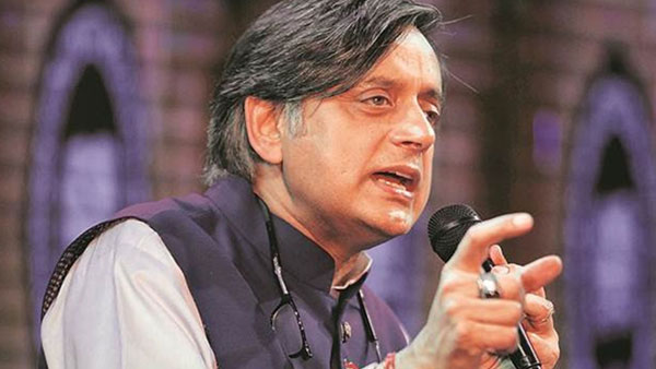 Wonder why home minister chose not to go to AIIMS but to private hospital: Shashi Tharoor