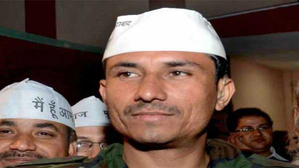 Delhi Polls: Denied ticket to contest polls, AAP MLA Surender Singh quits party