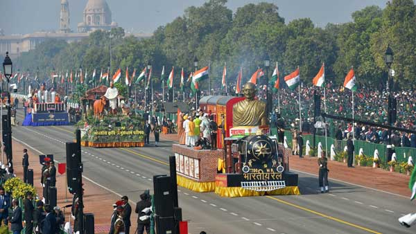 Republic Day Parade 2020: 22 including Telanganas tableau short-listed